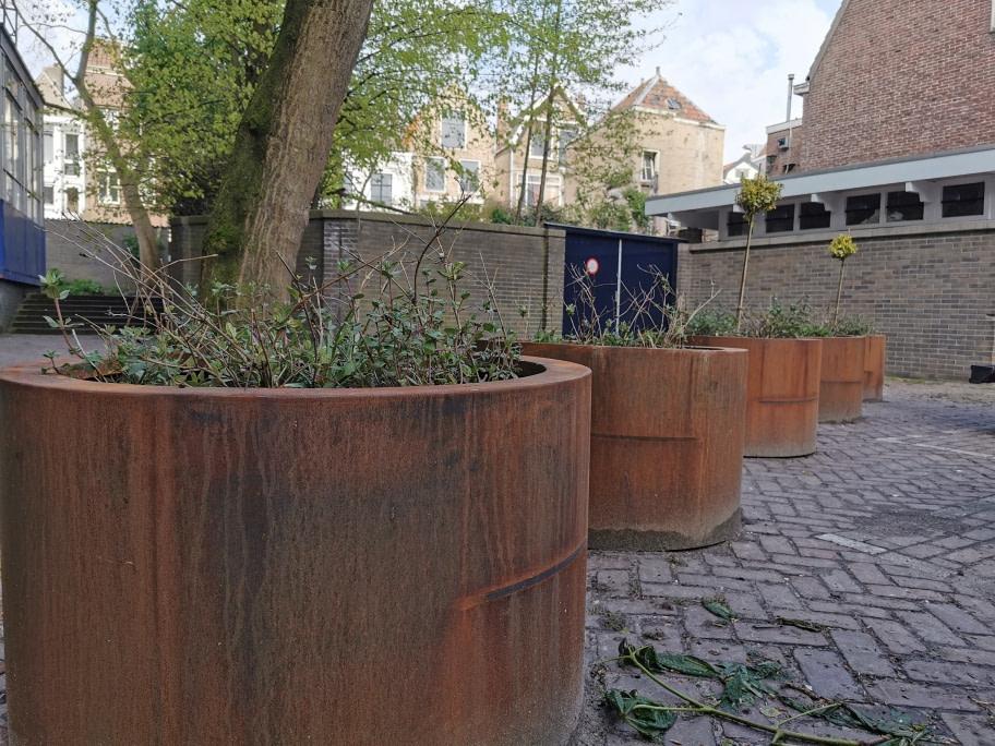 Groen participatie project Prinsenstraat - Suikerstraat Dordrecht